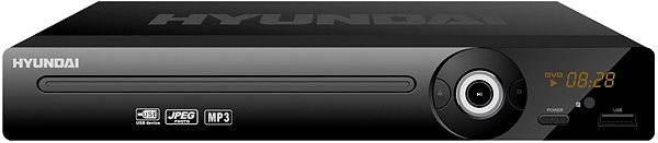 Stolní DVD přehrávač Hyundai DV-2-X 279 DU