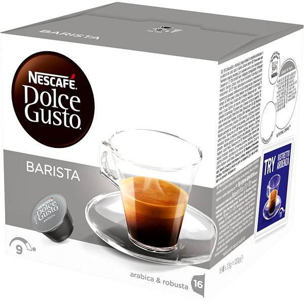 Kávové kapsle Nescafé Dolce Gusto Espresso Barista 16ks