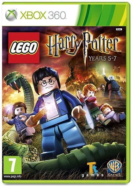 Hra pro konzoli LEGO Harry Potter: Years 5-7 - Xbox 360