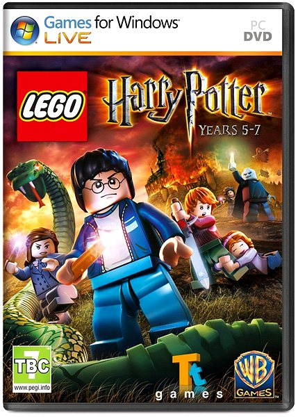 Hra pro PC LEGO Harry Potter: Years 5-7