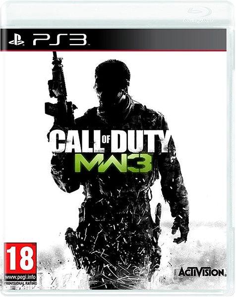 Hra pro konzoli Call of Duty: Modern Warfare 3 - PS3