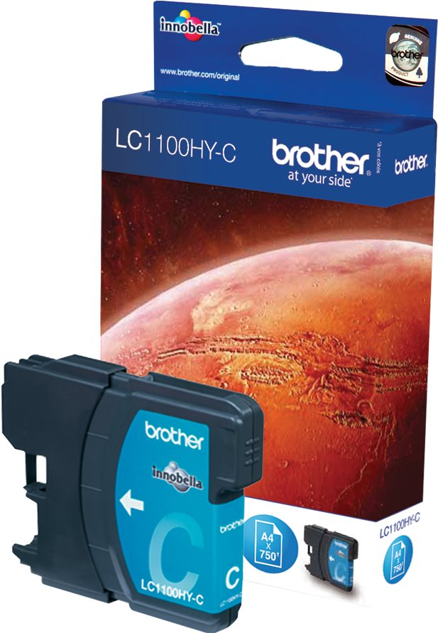 Cartridge Brother LC-1100HYC