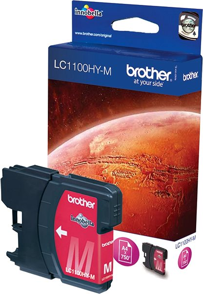Cartridge Brother LC-1100HYM