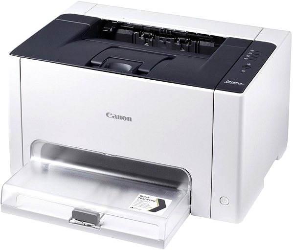 Laserová tiskárna Canon i-SENSYS LBP7010C bílá