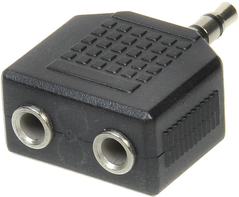 Redukce OEM audio 3.5mm JACK --> 2x 3.5mm JACK