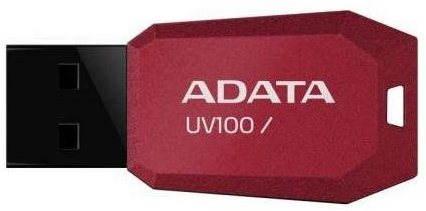 Flash disk ADATA UV100 8GB červený