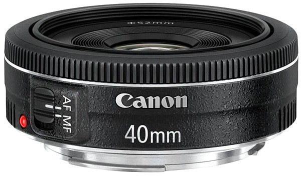 Objektiv Canon EF 40mm F2.8 STM