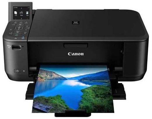 Inkoustová tiskárna Canon PIXMA MG4250