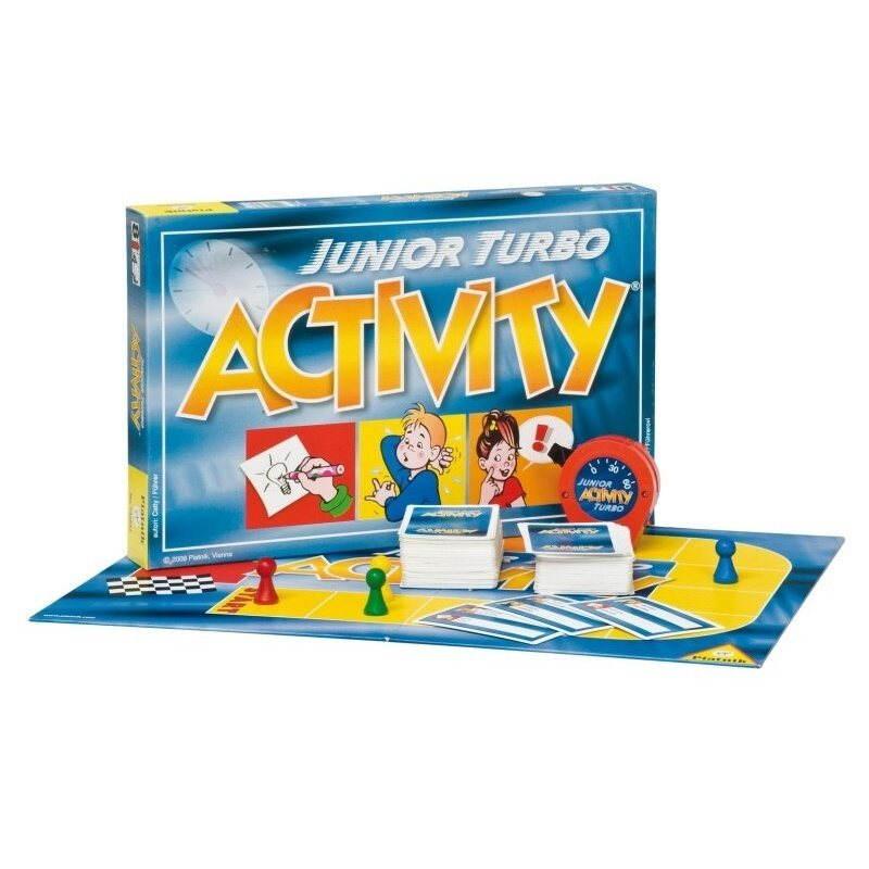 Párty hra Activity Junior Turbo
