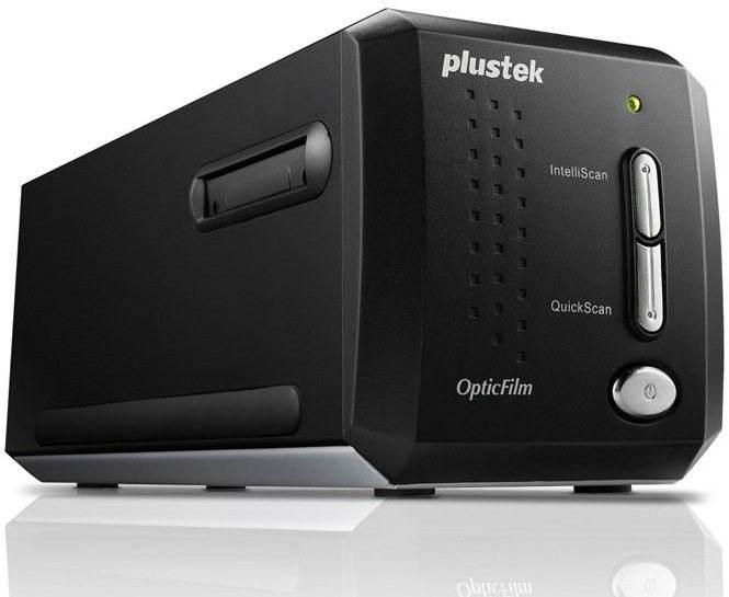 Skener Plustek OpticFilm 8200i SE