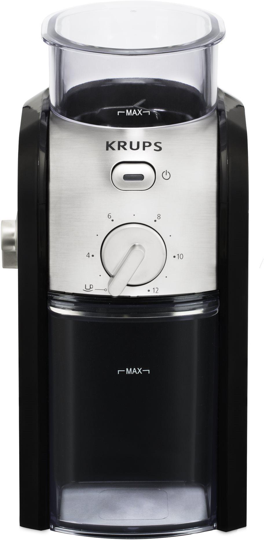 Mlýnek na kávu Krups GVX 242