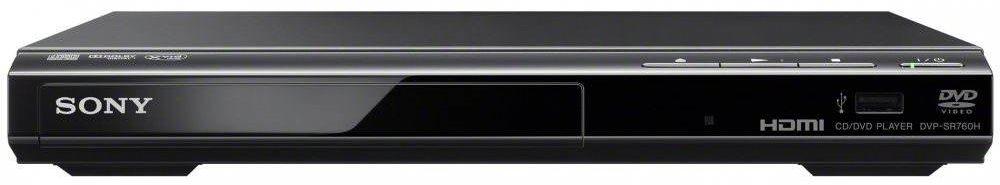Stolní DVD přehrávač Sony DVP-SR760H