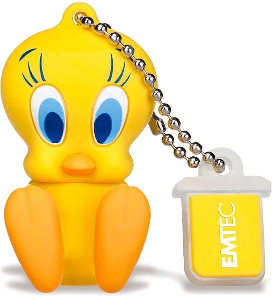 Flash disk EMTEC Animals Tweety 8GB