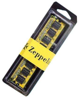 Operační paměť ZEPPELIN 1GB DDR 400MHz CL3
