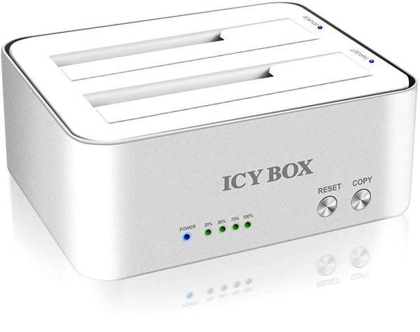 Externí dokovací stanice Icy Box 120CL-U3