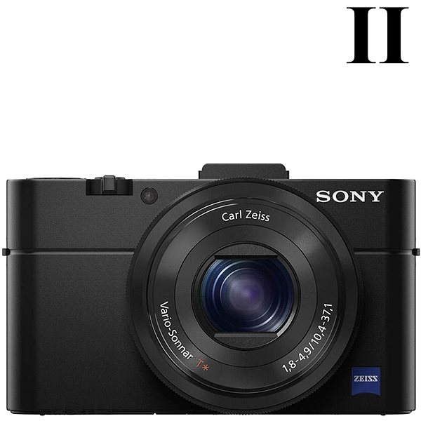 Digitální fotoaparát SONY DSC-RX100 II