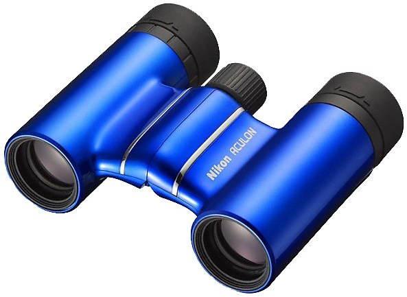 Dalekohled Nikon Aculon T01 8x21 modrý