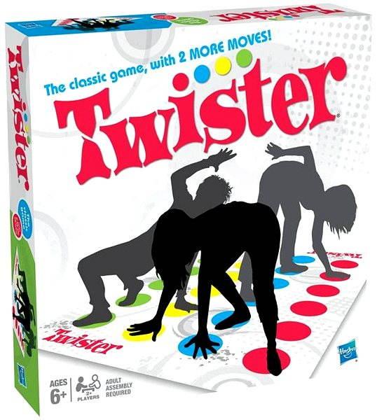 Párty hra Twister
