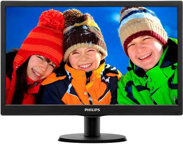 "LED monitor 19.5"" Philips 203V5LSB26"