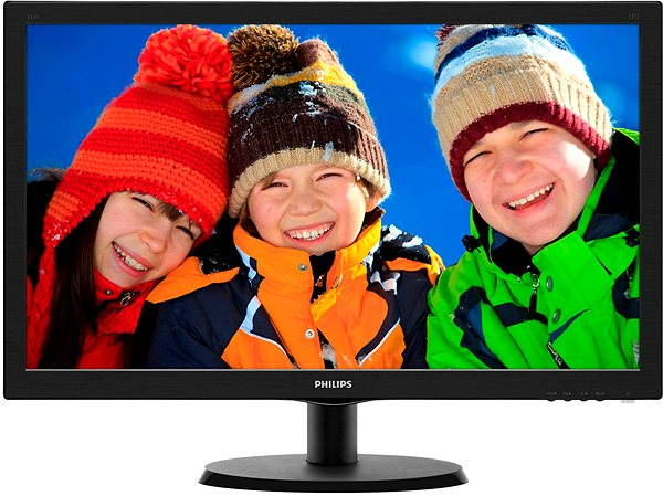 "LED monitor 21.5"" Philips 223V5LSB"