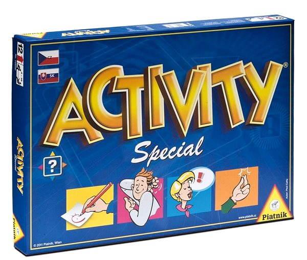 Párty hra Activity speciál