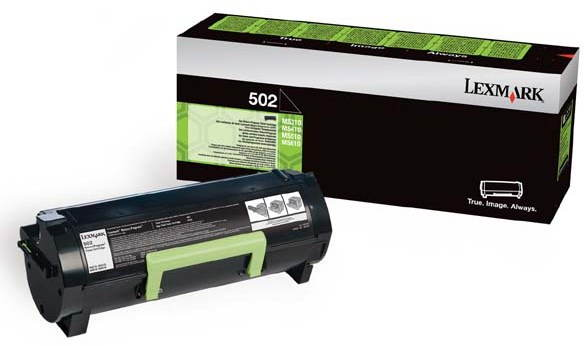 Toner LEXMARK 50F2000 černý