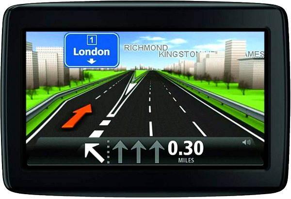 GPS navigace TomTom Start 25 Europe LIFETIME mapy