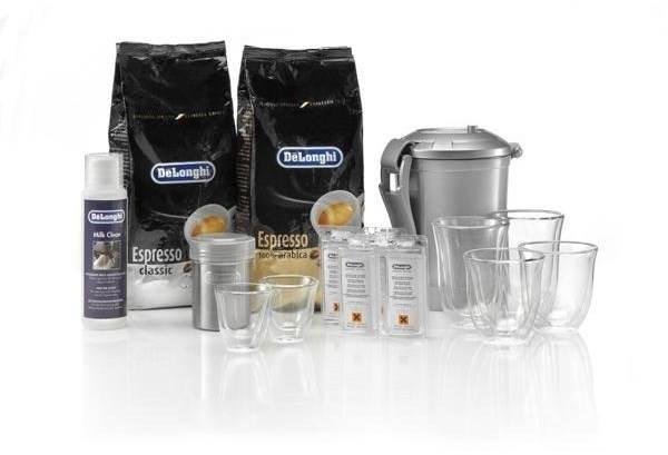 Kávové filtry De'Longhi DELUXE PACK