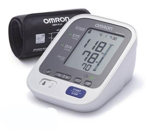 Tlakoměr OMRON M6 Comfort s Intelli manžetou