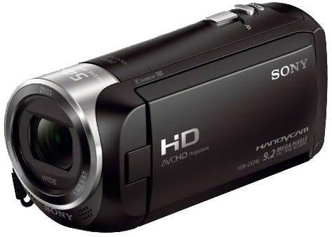 Digitální kamera Sony HDR-CX240EB černá