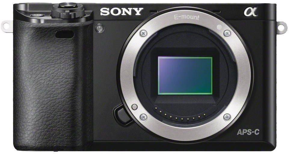 Digitální fotoaparát Sony Alpha 6000 černý, tělo