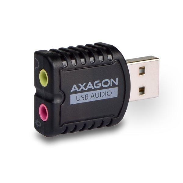 Externí zvuková karta AXAGON ADA-10 MINI