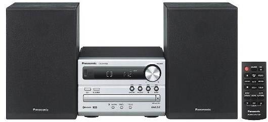Mikrosystém s CD Panasonic SC-PM250EC-S