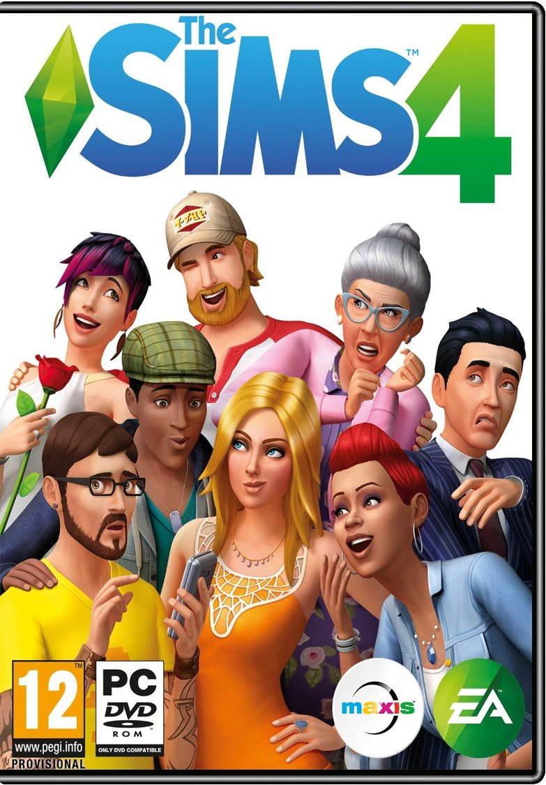Hra pro PC The Sims 4: Standard Edition