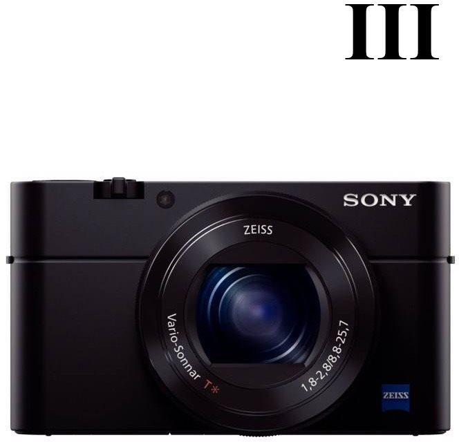 Digitální fotoaparát SONY DSC-RX100 III
