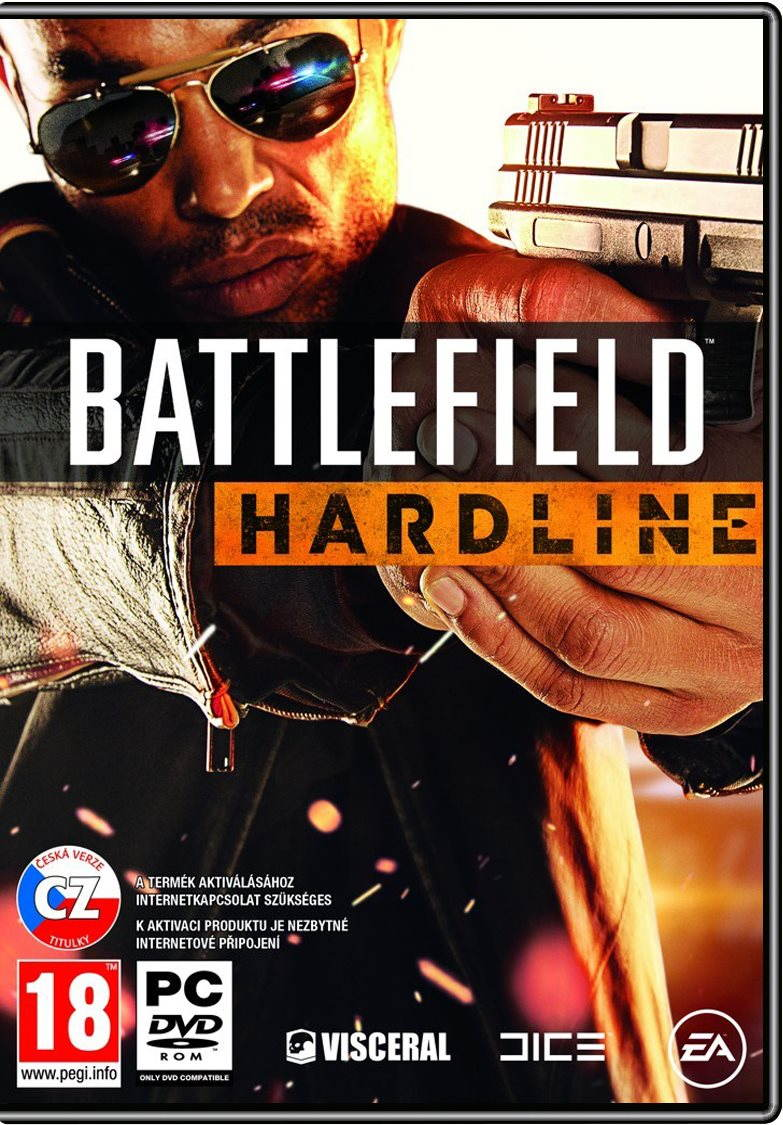 Hra pro PC Battlefield Hardline CZ