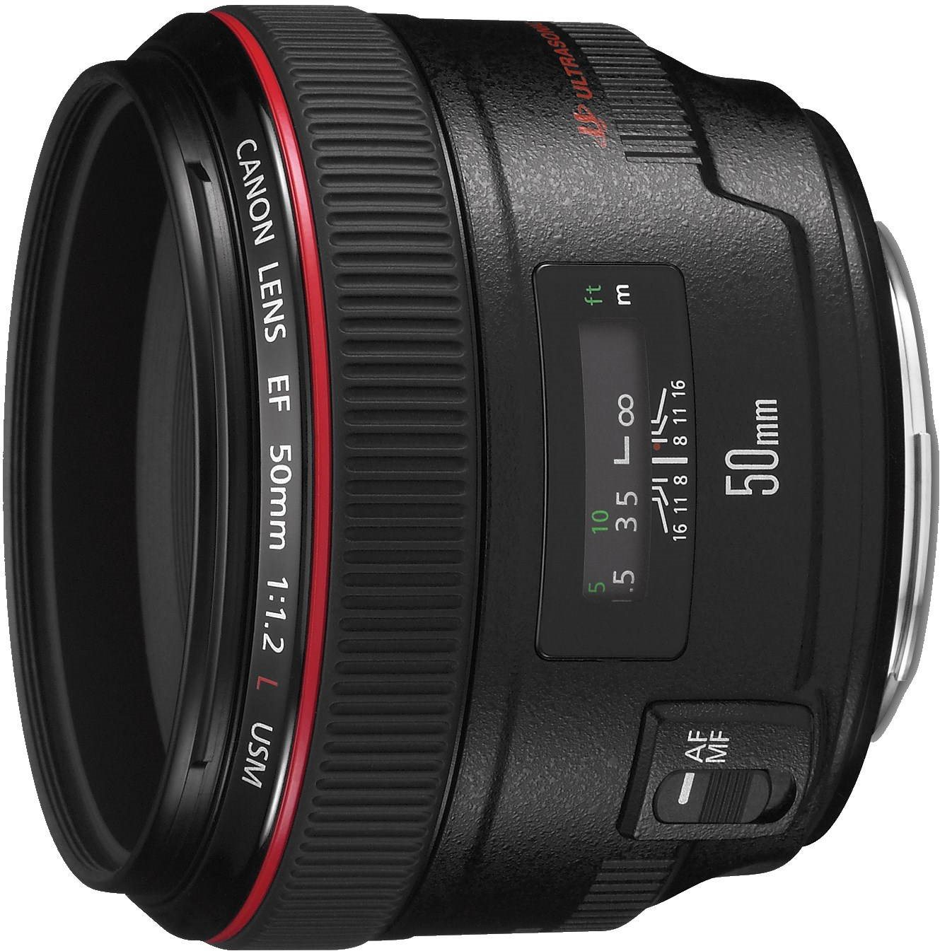 Objektiv Canon EF 50mm F1.2 L USM