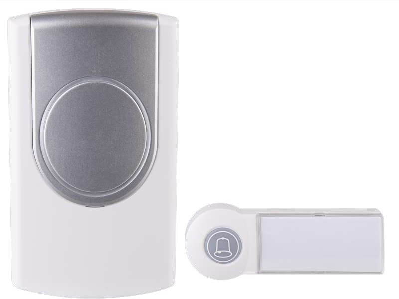 Zvonek Emos 98098 bílý
