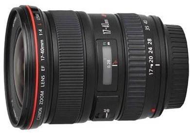 Objektiv Canon EF 17-40mm F4 L USM