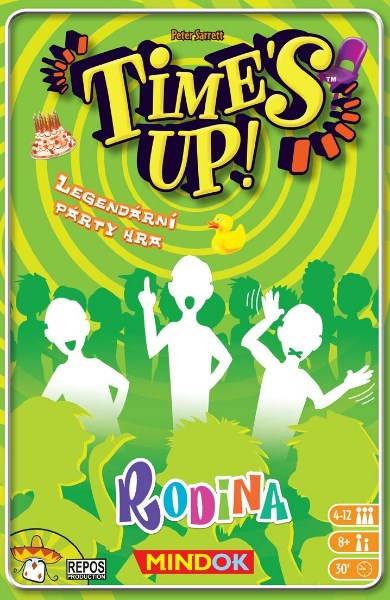 Párty hra Time´s Up! Rodina