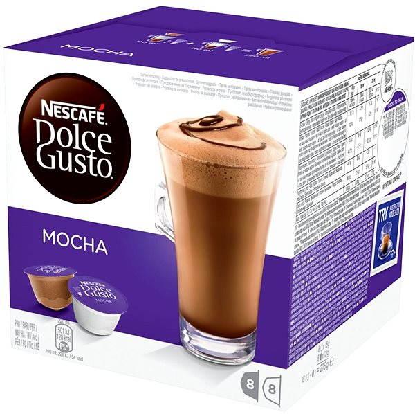 Kávové kapsle Nescafé Dolce Gusto Mocha 16ks