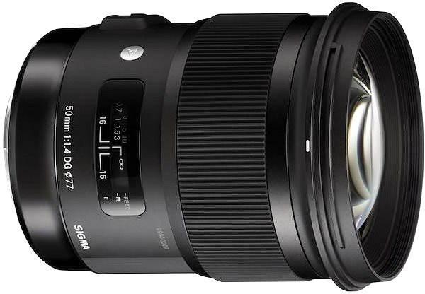 Objektiv SIGMA 50mm F1.4 DG HSM ART pro Canon