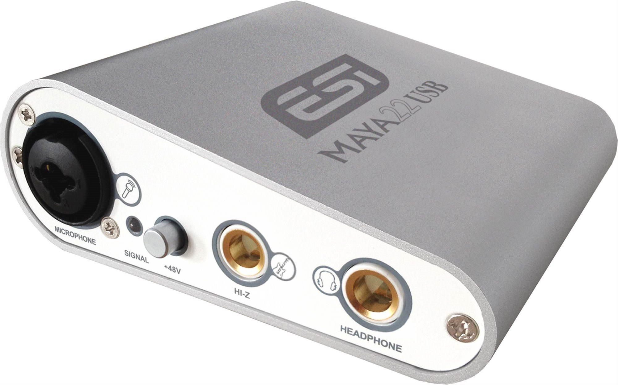 Zvuková karta ESI MAYA22 USB