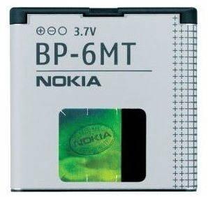Baterie Nokia BP-6MT Li-Ion 1050 mAh Bulk