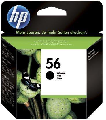 Cartridge HP C6656AE č. 56