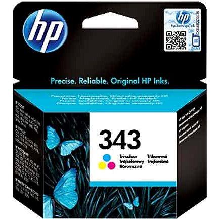 Cartridge HP C8766EE č. 343