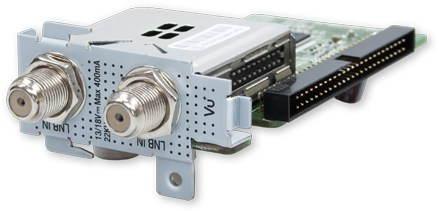 Tuner Vu+ Tuner DVB-S2 TWIN