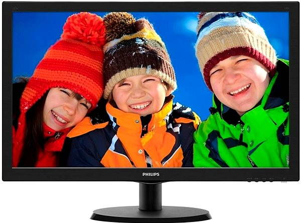 "LED monitor 21.5"" Philips 223V5LHSB/00"