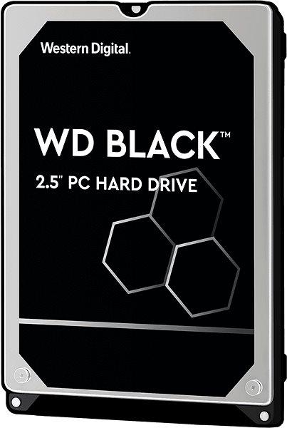 Pevný disk WD Black Mobile 500GB