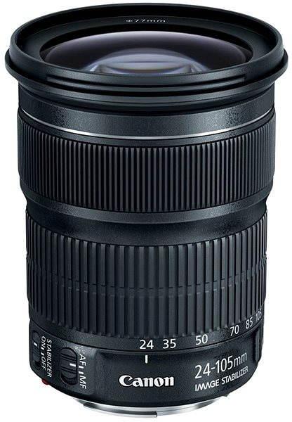 Objektiv Canon EF 24-105mm F3.5-5.6 IS STM